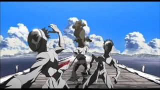 Afro Samurai: Resurrection - Bridge Scene