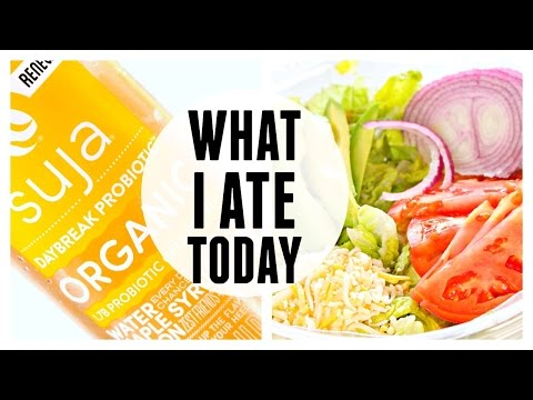 What I Ate Today Vegetarian/Pescetarian Style + QUICK Vegetarian Recipes & Meals for Weight Loss
