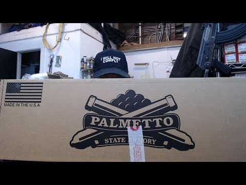 Palmetto State Armory PSA AR 15 Freedom Parts Kit Unboxing & Review : AR 15 Kit 101 : 5.56 .223