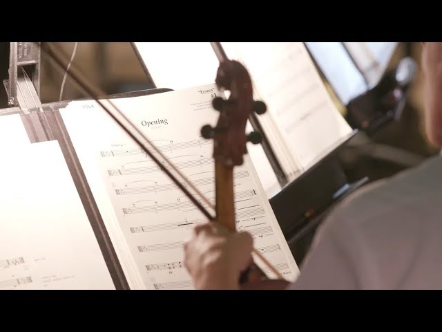 FROZEN The Musical: The Sitzprobe