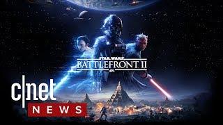 Darth Vader easier to unlock in Star Wars Battlefront II after Reddit uproar (CNET News)