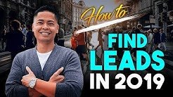 How to Find Leads in 2019 as a Mortgage Loan Officer : Lead Generation Video 3 of 3