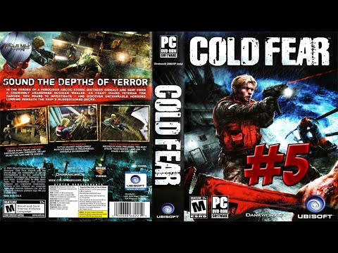 Let's Play Cold Fear - #5, Find The Autopilot Unlocking Code, PC