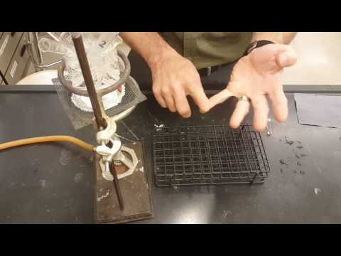 Potassium Nitrate Solubility Curve Lab Demonstration