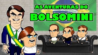 AS AVENTURAS DO BOLSOMINI !