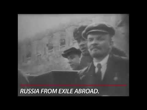 The 1917 Bolshevik Revolution