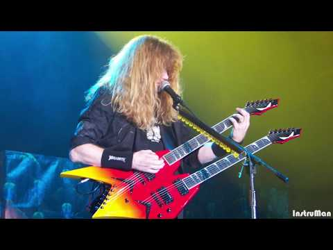 Megadeth-Dystopia Instrumental Backing Track