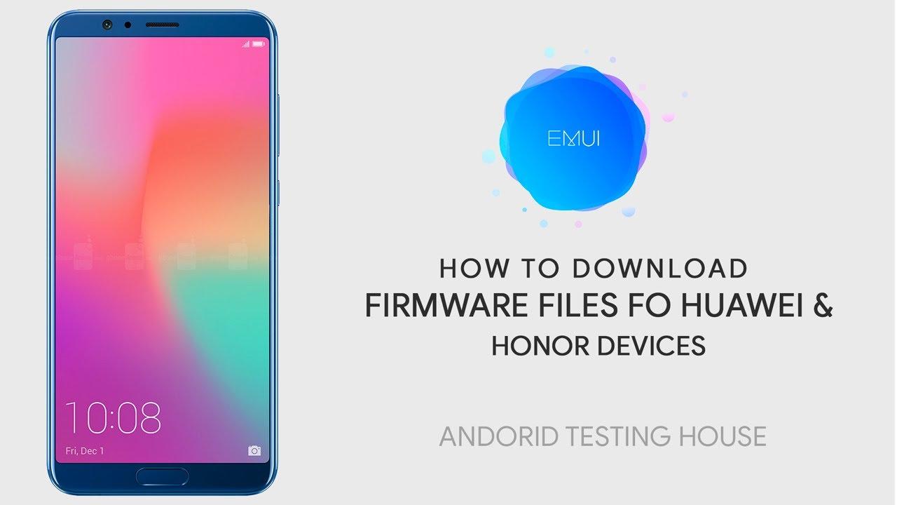 Huawei Honor 8X Firmware Videos - Waoweo