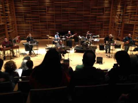 Keith Cozart's Student Drum Recital 2016 - Green Onions