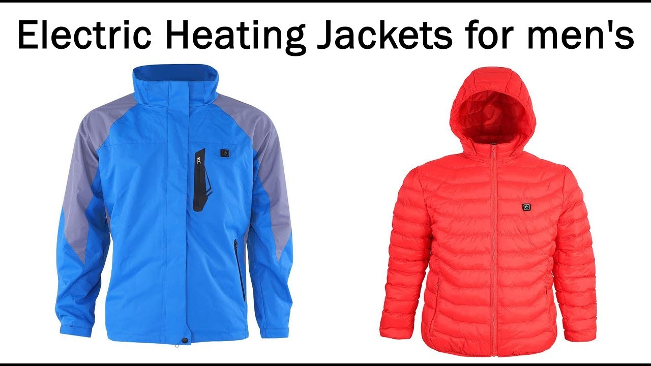 7109695fb Top 5 best Electric Heating Jackets for men's 2019