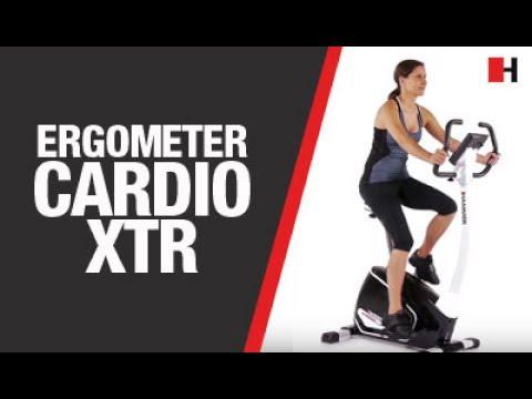 Ausdauertraining Bike Cardio Heimtrainer Fahrrad Ergometer Ventilationswiderstand Fitnesstraining