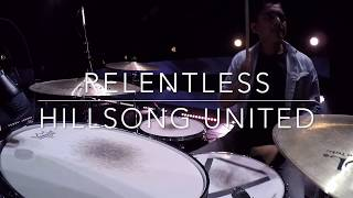 Relentless by Hillsong United - Live Drum Cam 2018 (HD)