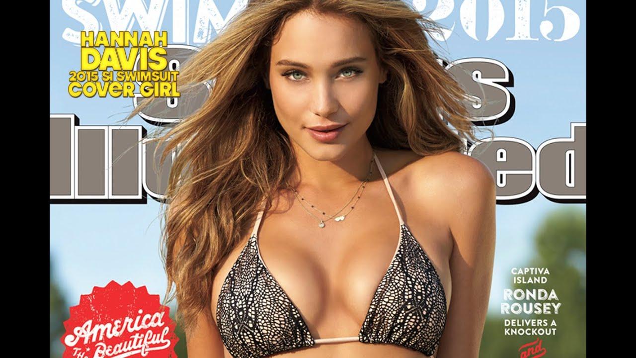 Hannah Davis 2015 Sports Illustrated Swimsuit Cover Girl