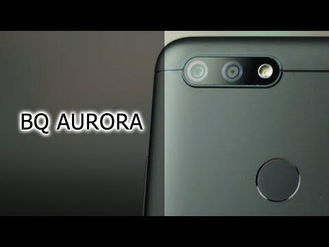 Обзор флагманского смартфона BQ 6000L Aurora