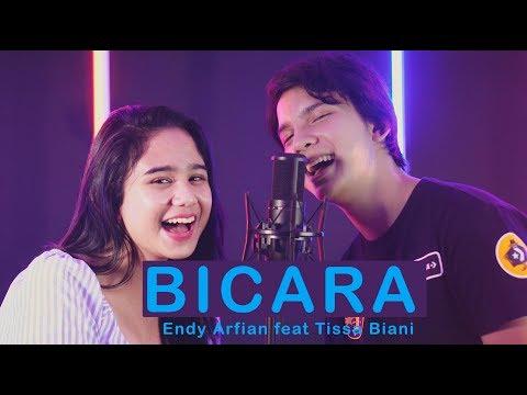 Endy Arfian Feat Tissa Biani - Bicara (cover)