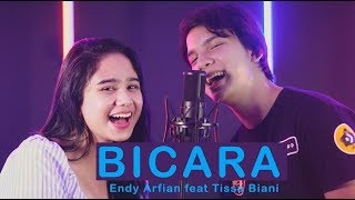 Download Mp3 Endy Arfian Feat Tissa Biani - Bicara  Cover