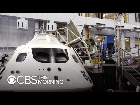"""""""Apollo on steroids"""": NASA's mission to get the first woman and next man to the moon by 2024"""