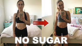 NO SUGAR FOR ONE MONTH