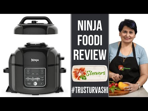 Ninja Foodi Review Pressure Cooker Air Fryer Combination with Recipe