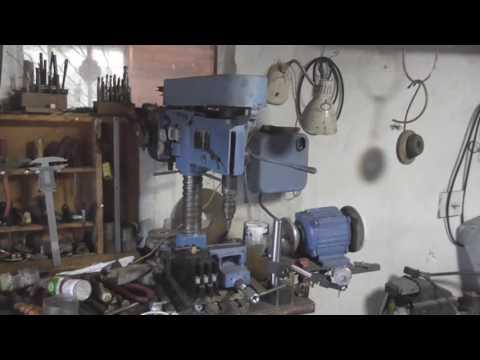 Установка автомата для токарного станка.