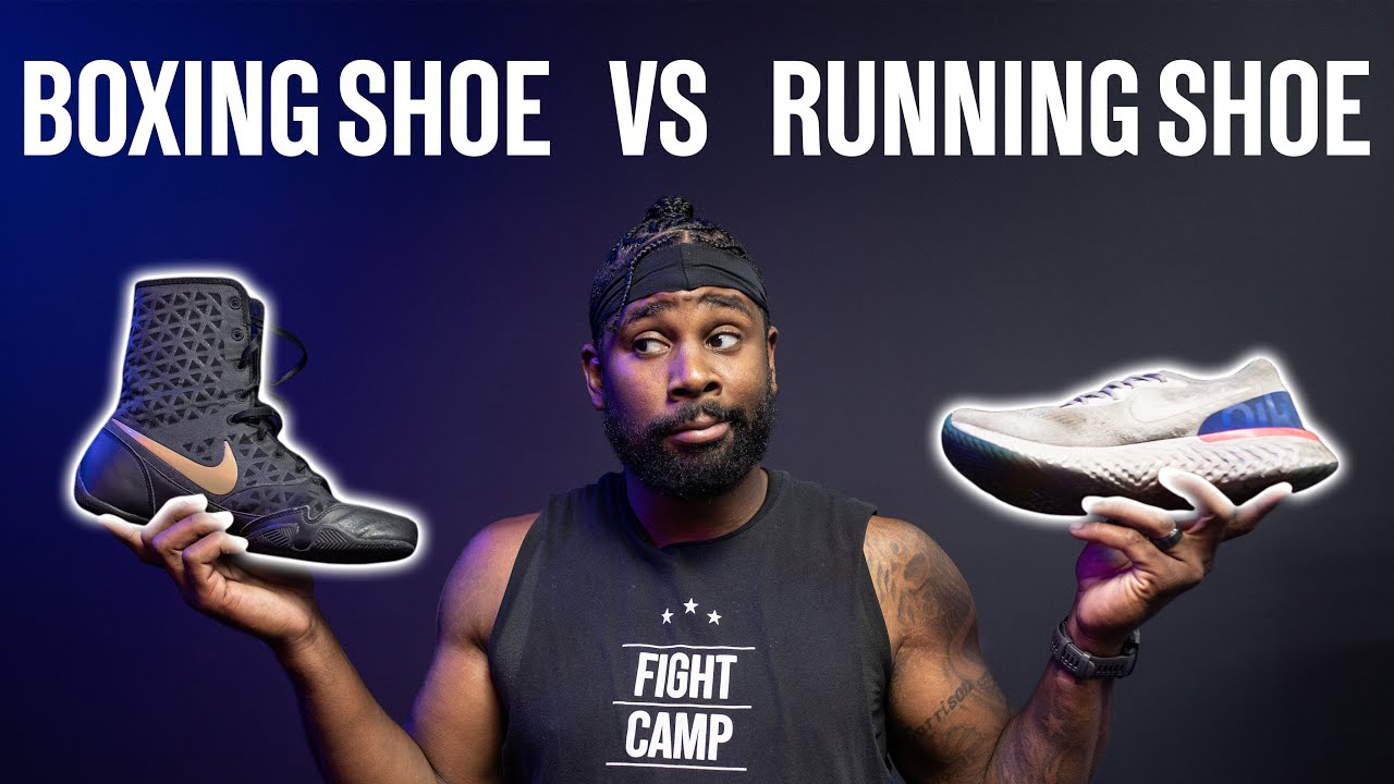 What shoes should I wear for boxing