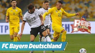 ⚽️  DFB-Team: Funktioniert nicht ohne Bayern-Spieler? | Reif ist Live