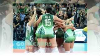 DLSU LADY SPIKERS UAAPS75 3-PEAT THEME SONG