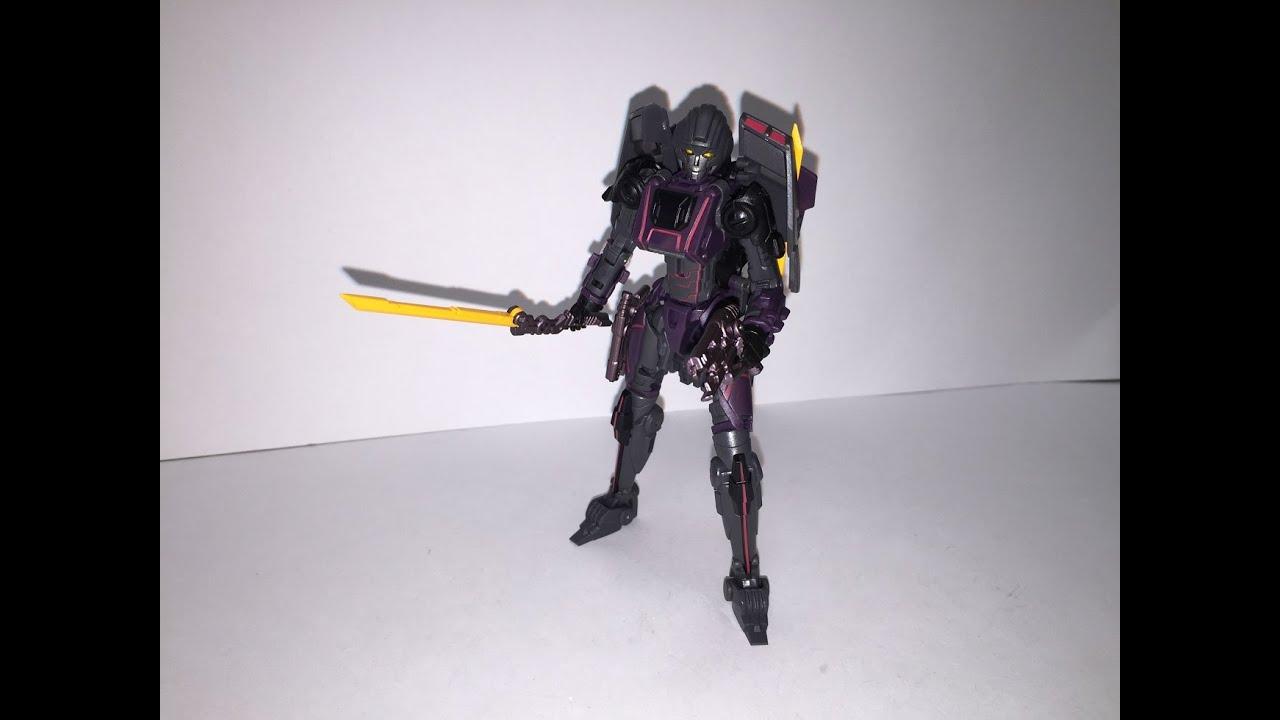 Reformatted MMC R08d Azalea Stealth Assassin Mastermind Creations Transformers