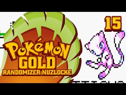 Pokemon Gold Randomizer Nuzlocke Part 15: THE ELITE 4