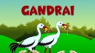 Gandrai Gandrai ga ga ga | 11 minučių kompiliacija |  Lietuviškos vaikiškos dainelės