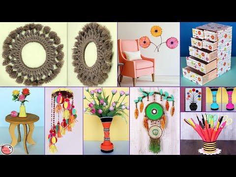 10 Creative UseFull !!! DIY Room Decor & Organization Idea – DIY Projects
