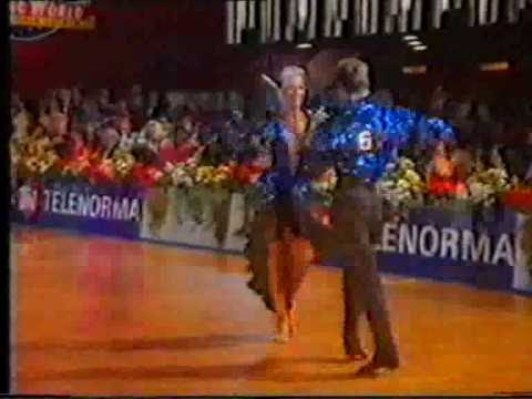 1988 Super Worldcup Professional Latin Part 2/8