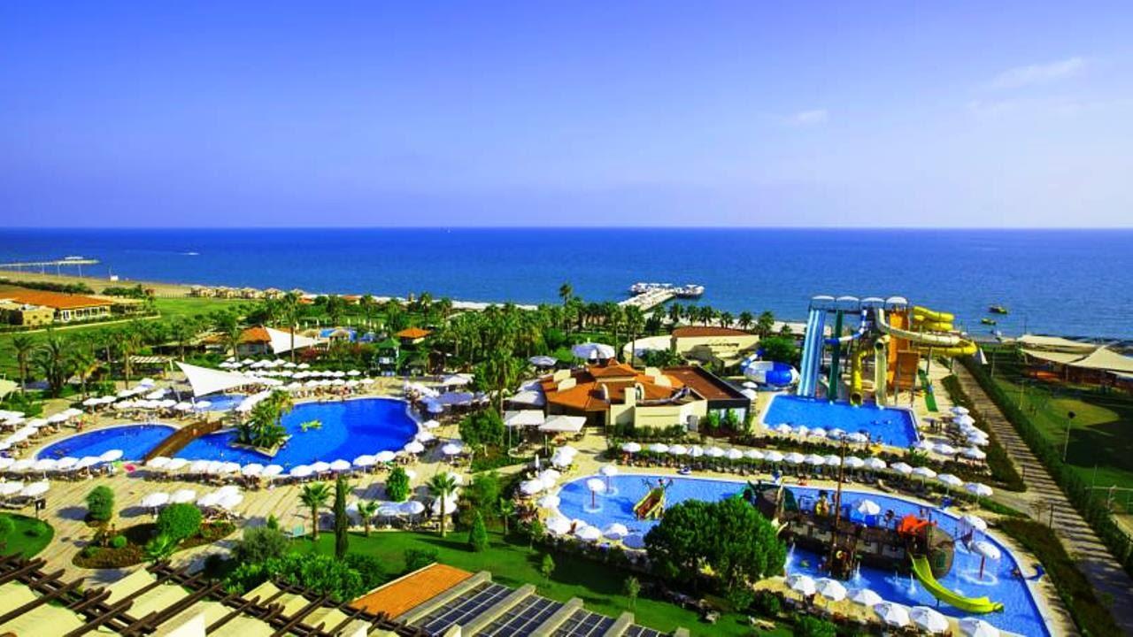 bellis deluxe hotel belek mediterranean region turkey turkey 5 stars hotel youtube
