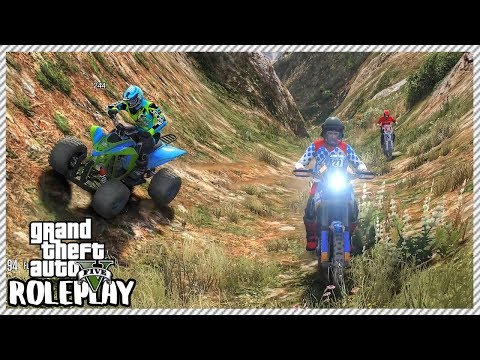 GTA 5 Roleplay - 'SKETCHY' Quad & Dirt Bike Mountain Offroad Trip | RedlineRP #276 thumbnail