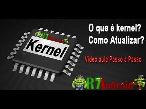 Video-aula = Como trocar a kernel do android  - (samsung galaxy s2lite)