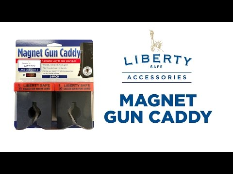 Magnet Gun Caddy Video