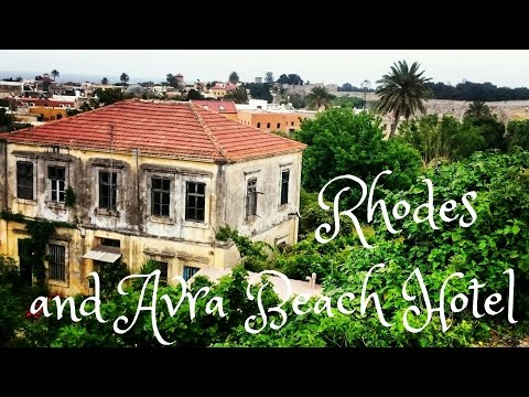 Our trip to Rhodes and Avra Beach Hotel 1080p