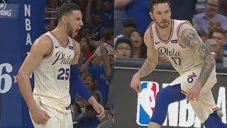 Ben Simmons 1st Playoff Game! Heat vs 76ers 2018 NBA Playoffs