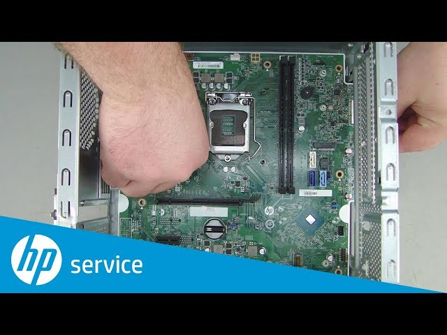 How to Replace the System Board | HP Pavilion Gaming 690-0xx