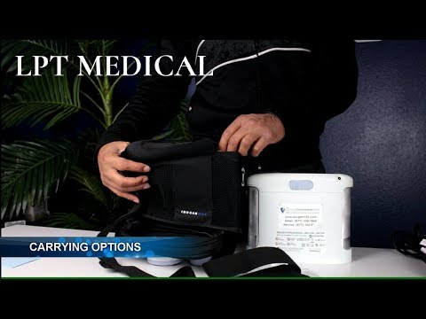 Portable Oxygen Accessories | Batteries, Carrying Case And Cannulas