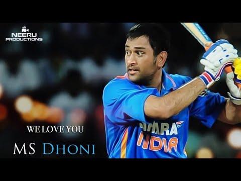 M.S.DHONI || BESABRIYAAN Cover Song || VinayShanmukh || NEERU Productions || Sandeepbharadwaj ||