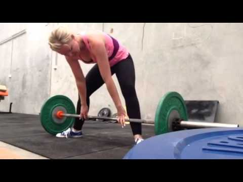 f5bed43b986641 Daily Dose Fitness - Deadlifts - YouTube