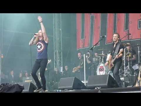 Little Angels : Boneyard @ Download Festival 2012