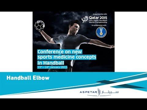 Elbow Injuries in Handball by Nebojsa Popovic - Aspetar, Qatar