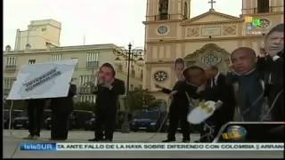 DOSSIER Walter Martinez (16.11.2012)