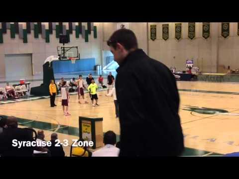 Mike Hopkins- Syracuse Zone