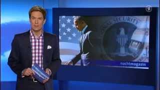 ARD Tageschau - NSA in Deutschland - Was darf der US Sicherheitsdienst hierzulande - 26.10.2013