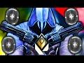 #1 Radiant Omen Master VS 4 Irons! - [CRAZY GAME]
