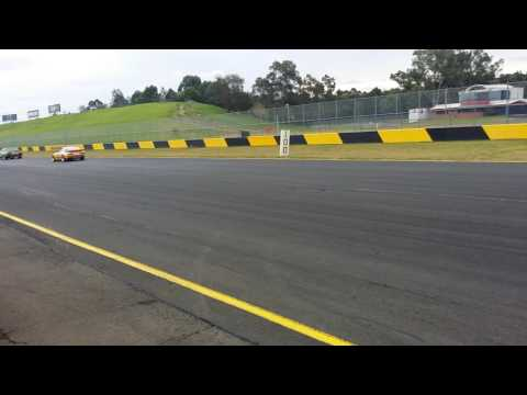 Sydney Classic Speed Festival 2017 Group A & C Touring Cars Lap 3 Race 3