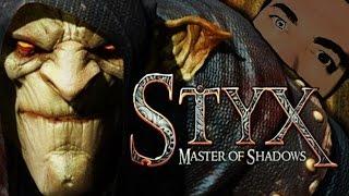 Gölgelerin Efendisi STYX - İlk Bakış (İnceleme)